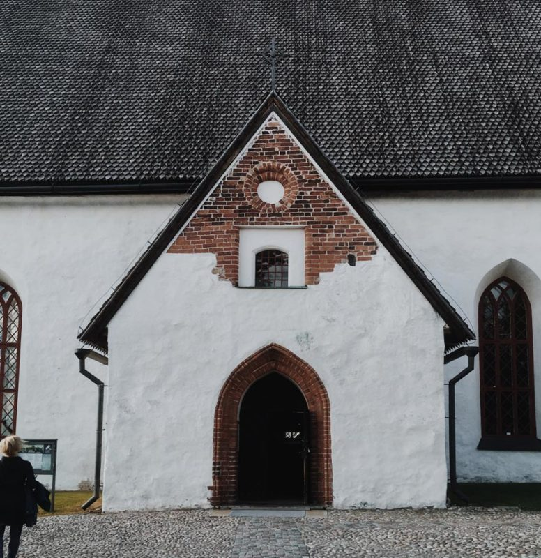 About Porvoo_church